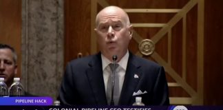 Colonial Pipeline CEO testifies before the Senate