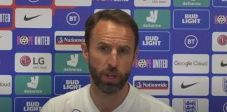 """I told Trent 3 weeks ago!""   Gareth Southgate & Kieran Trippier on England's Euro 2020 squad"