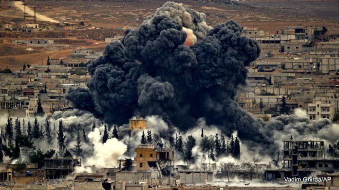 Iraq-Syria Airstrikes