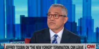 Jeffrey Toobin returns to CNN and addresses his absence