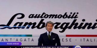 Lamborghini CEO on shift to electric future, and auto industry trends