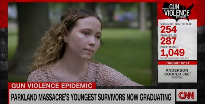 'Like being in hell': Parkland's youngest survivors graduate high school