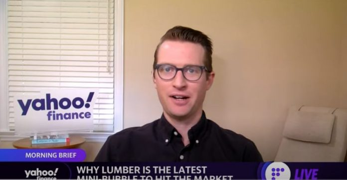 Lumber is the latest mini-bubble to hit the market: Morning Brief