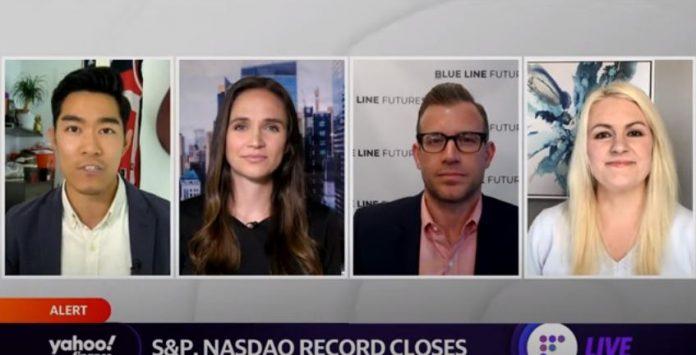 Market Recap: Monday, June 28: Record closes for S&P and Nasdaq