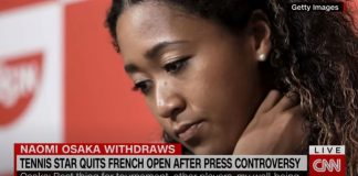 Naomi Osaka withdraws from French Open, cites mental health