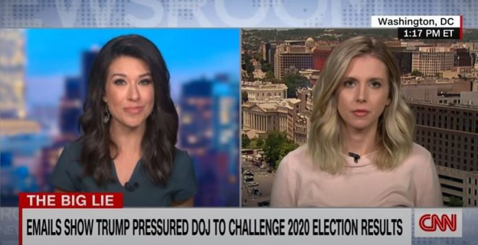 'Pure insanity': See top Trump DOJ official's response to election probe request