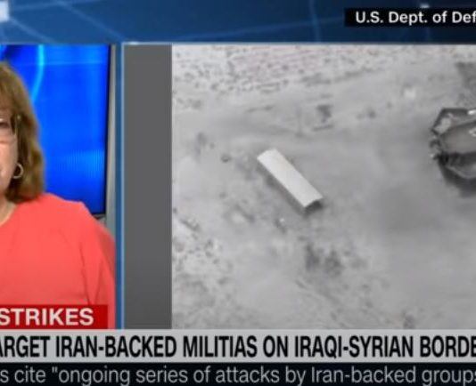 US carries out airstrikes on Iran-backed facilities