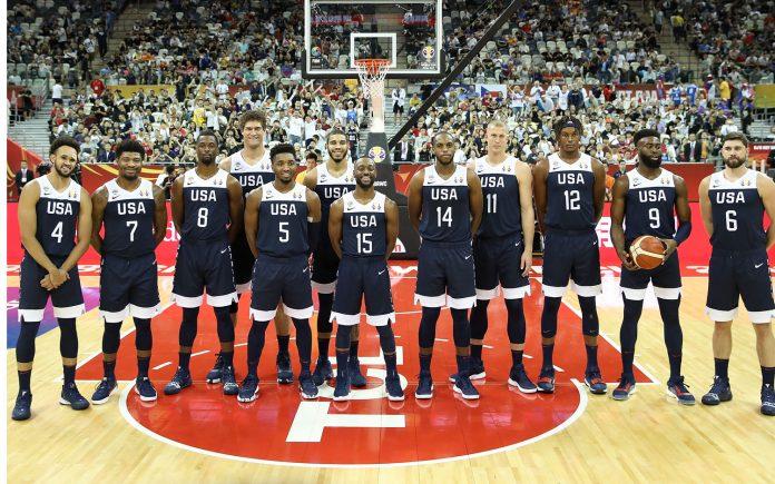USA Basketball Roster