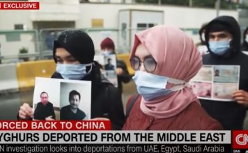 Uyghurs are being deported to China from Middle East