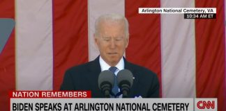 Watch Joe Biden's full 2021 Memorial Day address