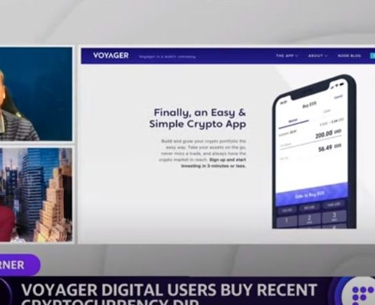 'We're seeing a lot more buyers rather than sellers,' on the crypto market: Voyager Digital CEO