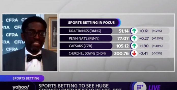 Why sports betting could see a surge in growth over the next 10 years