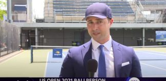 Yahoo Finance's Brian Sozzi tries out to be a US Open ballperson, returns to job as anchor