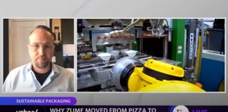 Zume CEO on why his company transitioned from robotics and pizza to sustainable packaging