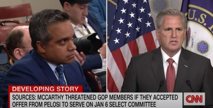 'What?': Remark from McCarthy strategist stuns Harlow