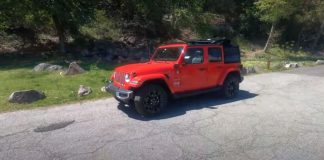 2021 Jeep Wrangler 4XE road test and review: Quiet and smooth plug in hybrid
