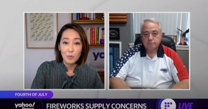 4th of July firework celebrations impacted by global shipping delays