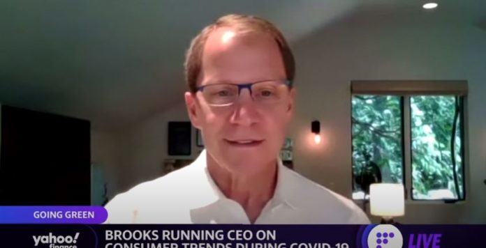 Brooks Running CEO on the company's launch of its first carbon neutral shoe