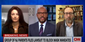 CNN host nearly ends interview after mask answer