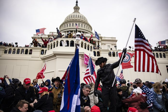 Right-wing Rally