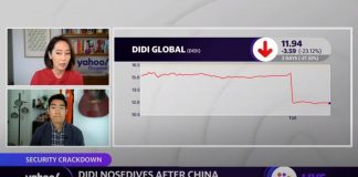 Didi stock nosedives, amid China's cybersecurity crackdown, Analyst says. 'It's a political move'