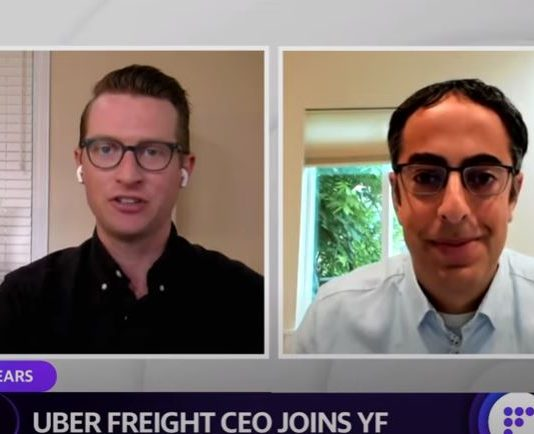 How high demand and lack of drivers is forming the 'perfect storm' for Uber Freight