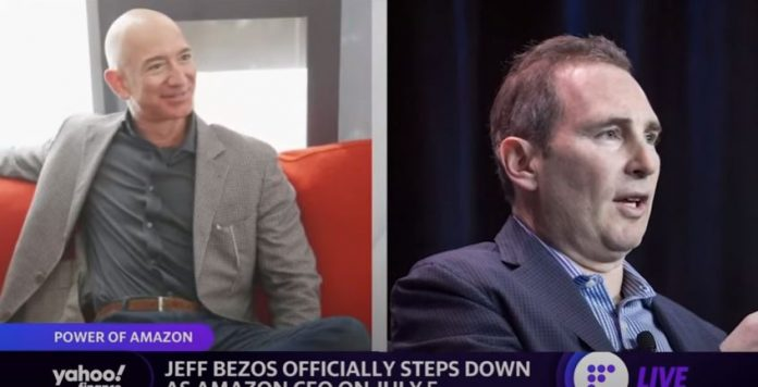Jeff Bezos steps down as Amazon CEO July 5th, leaving new CEO Andy Jassy with big labor challenges