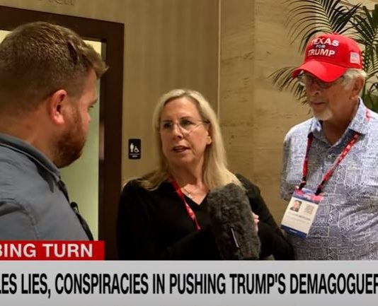 See what CPAC attendees told Donie O'Sullivan about Trump