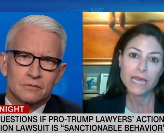 Trump election lawyer faces possible sanctions over thin fraud claims