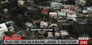 Video shows wild chase following assassination of Haiti's President