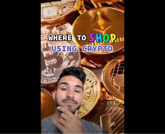 Where to shop using cryptocurrency