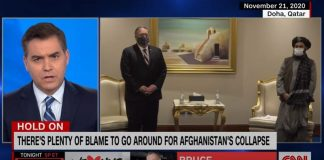 Acosta: This is what really riles up Fox audience about Afghanistan