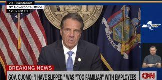Andrew Cuomo announces resignation as governor