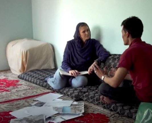 Audio calls reveal one family's harrowing escape out of Afghanistan