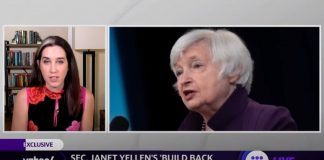 Biden's infrastructure plan is a down payment on the economy America can and should have: Yellen
