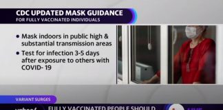 CDC's new mask guidance as Delta variant and COVID-19 spread, plus a look at the ripple effects