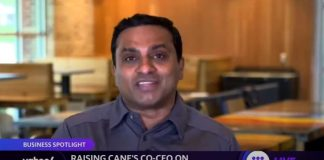 'Chicken prices have gone up by almost 70%': Raising Cane's Co-CEO on price pressures: