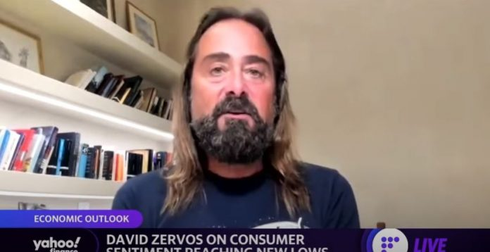 David Zervos on the economic outlook: There's a lot of anxiety on the job front