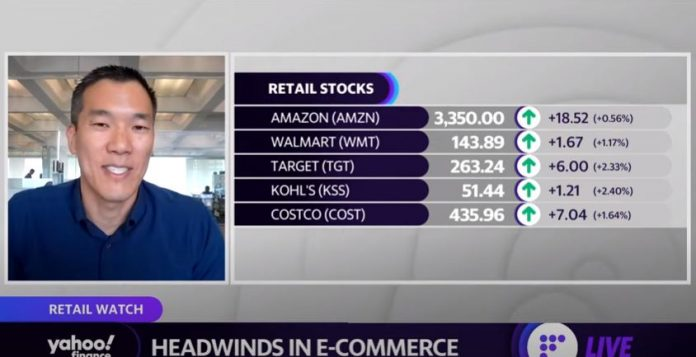 Ecommerce is becoming more competitive, Amazon is strong but needs to stay on top of their game: