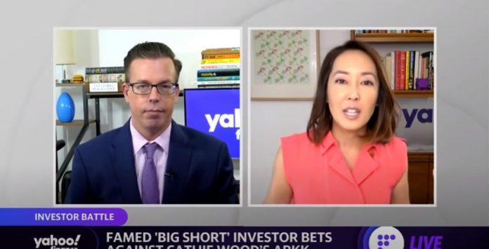 Famed 'Big Short' investor Michael Burry bets against Cathie Wood's ARKK