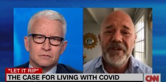 'Government isn't there to hold your hand': Author argues to stop mask mandates