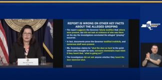 Governor Cuomo's (D-NY) attorney holds virtual briefing