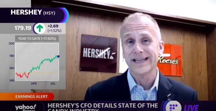 Hershey's CFO on outlook: Halloween was a record setter last year, we have high expectations