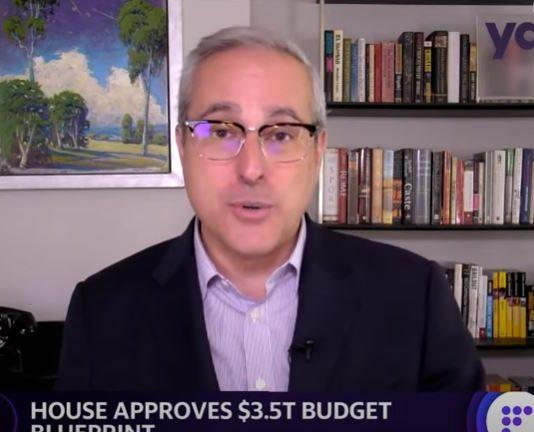 House approves $3.6 trillion budget blueprint