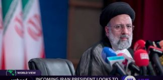 Incoming Iranian president looks for US sanctions to be lifted, China orders COVID testing in Wuhan