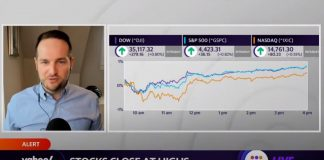Market Recap: Tuesday, August 3: S&P 500 has record close