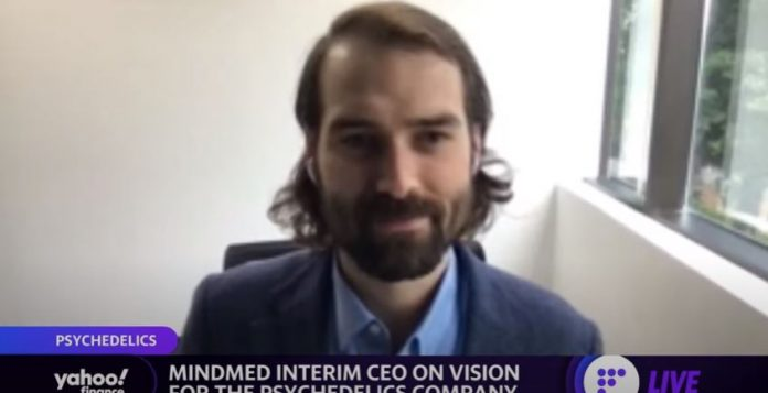 MindMed Interim CEO on the growing competition in psychedelics industry