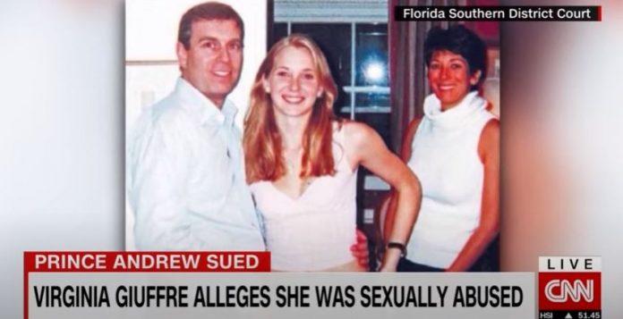 رفع الأمير أندرو دعوى قضائية بتهمة الاعتداء الجنسي المزعوم