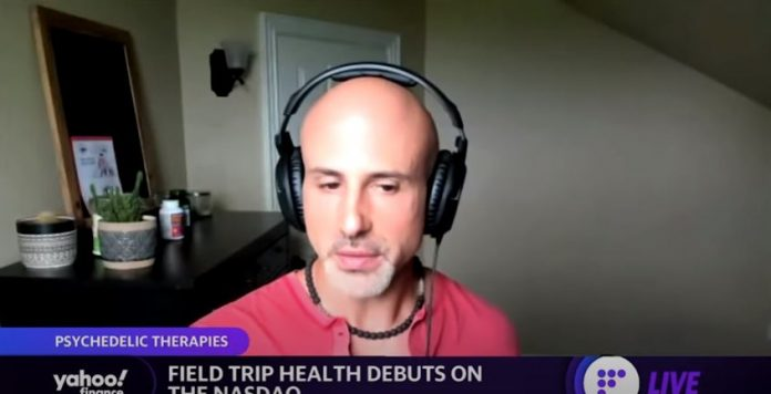 Psychedelics space is just getting started: Field Trip Health Chairman