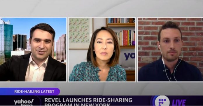Revel co-founder discusses ride share program in New York and the goal of 100% electrification